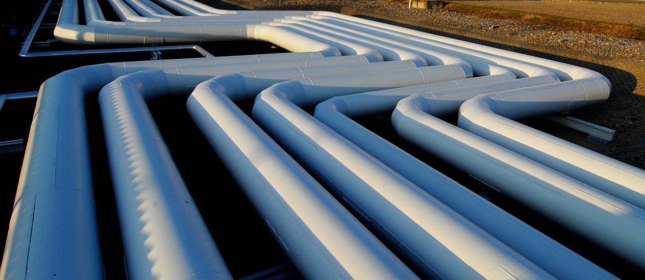 industry, pipe, steel